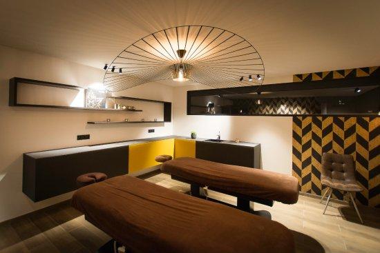 Tournai, Belgia: Salle de massages en duo