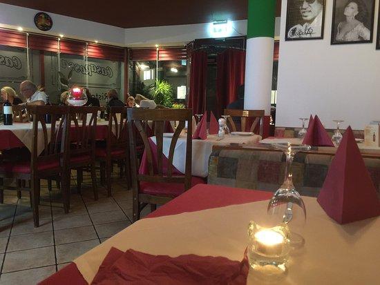 Uetersen, Germany: Casa Rossa von innen