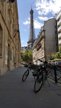 Шель, Франция: Tour EIFFEL