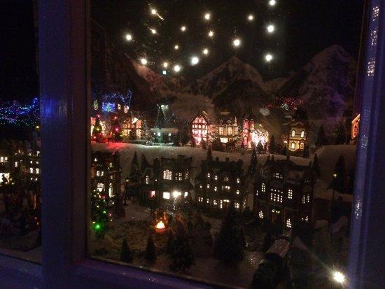 Xmas Lights At Vale Of Pickering