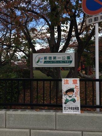 Shinshuku Daiichi Park