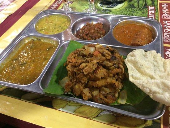 Krishna bhavan paris omd men om restauranger tripadvisor for Krishna bhavan paris
