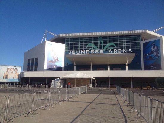 Major Turnuvası,Jeunesse Arena