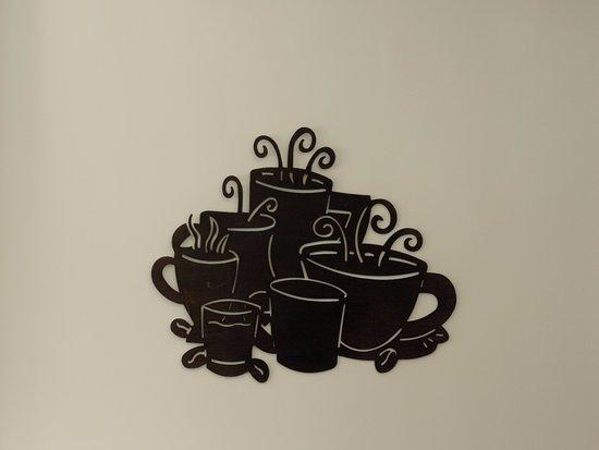 Auburn, ME: Mmmmm... coffee