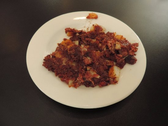 Auburn, ME: The Corned Beef Hash was exceptional