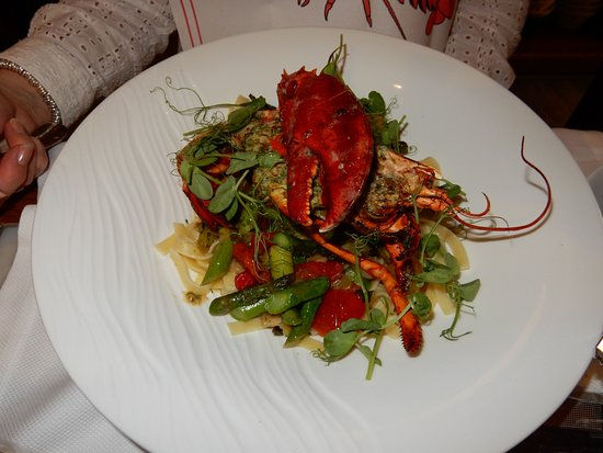 Brasserie Raymond: Lobster