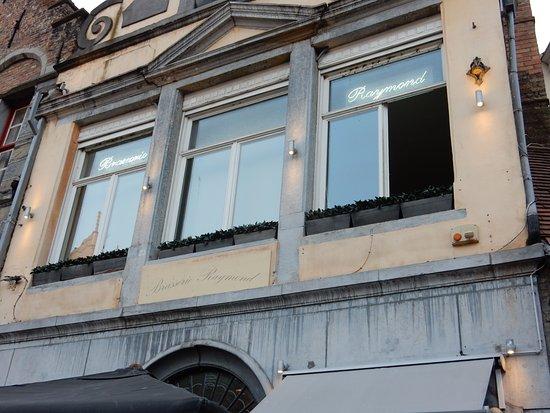 Brasserie Raymond: Street view