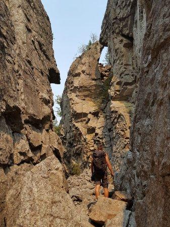 Penticton, Canada: Skaha Bluffs Provincial Park