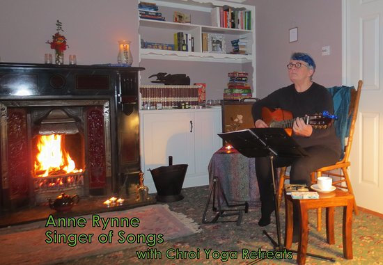 St Mullins, Ireland: Live music at our Retreat