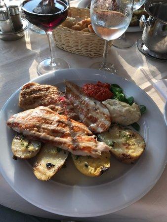Podstrana, Croacia: Grilled chicken