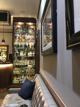 Rothes, UK: The Gin department