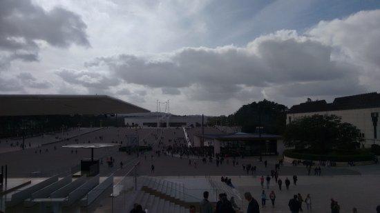 Ourem, Portugal: Patio