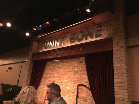 West Des Moines, IA: Funny Bone Comedy Club