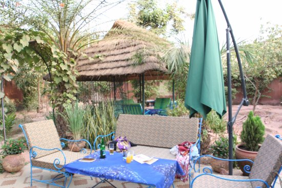 Les jardins de koulouba ouagadougou burkina faso foto for Le jardin bar