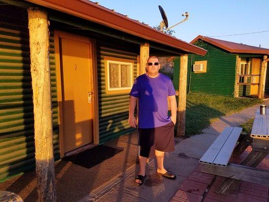 Ogallala, NE: Cabin 2