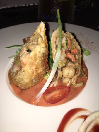 La Mision Loreto: Delicious Shrimp Egg Roll...