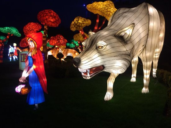 Longleat: Festival of lights