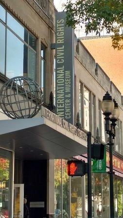 International Civil Rights Center & Museum Photo