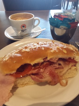 Auchterarder, UK: Perfect breakfast!