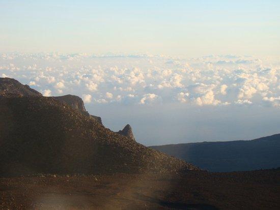 Haleakala National Park: Haleakala Sunrise