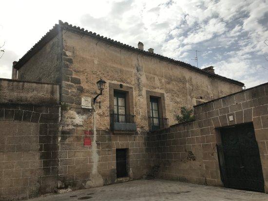Coria, Spain: Palacio Ducal de Alba.