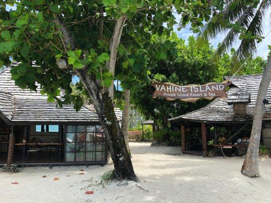Foto de Vahine Island