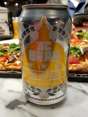 Germantown, MD: Local beer!