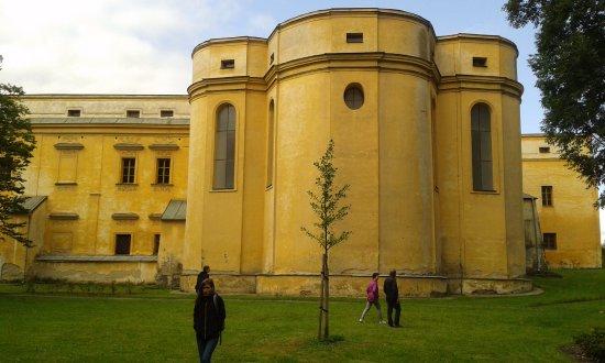 Chateau Slezské Rudoltice