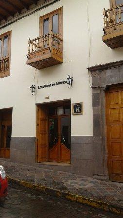 Hotel Los Andes de América: 20171110_174626_large.jpg