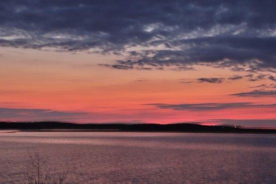 Pictou, Kanada: The dusk