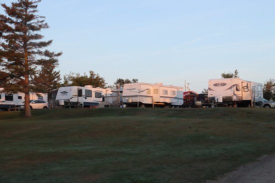 Pictou, Καναδάς: Lots of place for campers