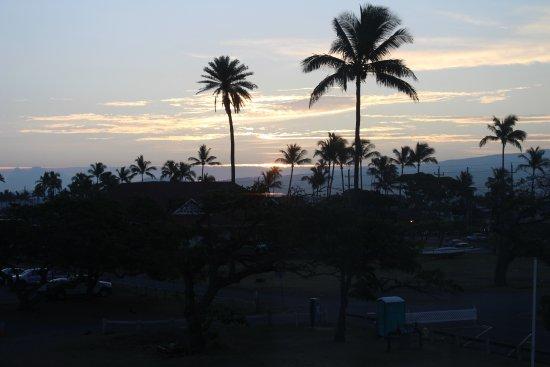 Maui Seaside Hotel: Sonnenaufgang