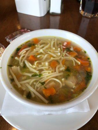 Chicken Noodle Soup Excellent Picture Of Joe S Deli