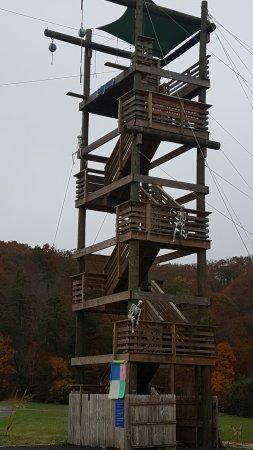 Elizabethton, TN: The Tower