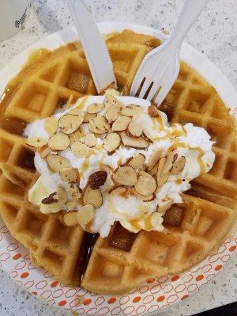 Turlock, كاليفورنيا: Fabulous Breakfast