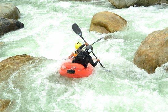 Tena, Ecuador: Go with the flow!