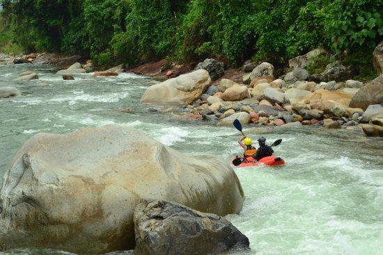Tena, Ecuador: Great adrenaline and fun activity