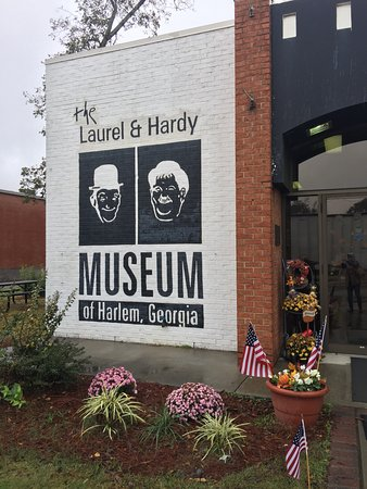 The Laurel and Hardy Museum of Harlem, Georgia: photo0.jpg