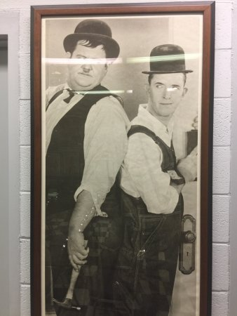 The Laurel and Hardy Museum of Harlem, Georgia: photo7.jpg