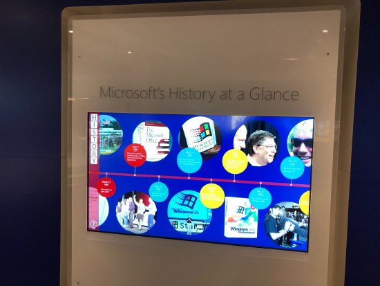 Microsoft Visitor Center: photo2.jpg