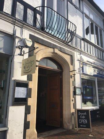 Godalming, UK: The Branch Cafe