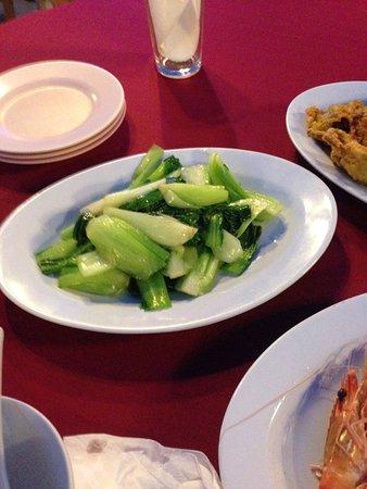 Oriental Seafood Gurney Foto