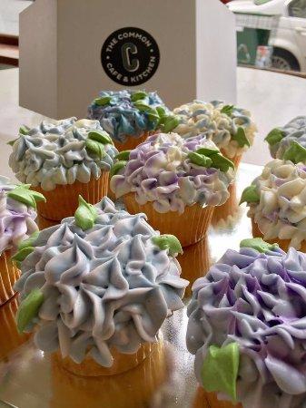 นาติค, แมสซาชูเซตส์: mother's day cupcakes