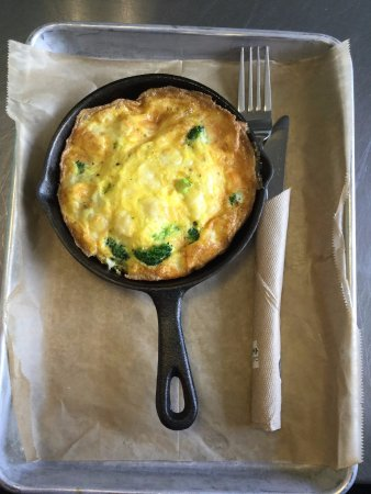 Natick, MA: brunch skillet