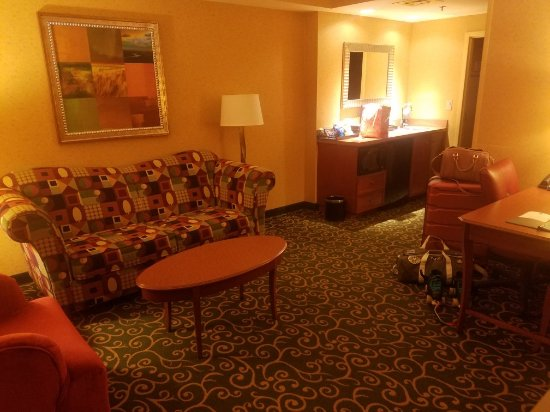 Embassy Suites by Hilton St. Louis St. Charles: 20171110_170712_large.jpg
