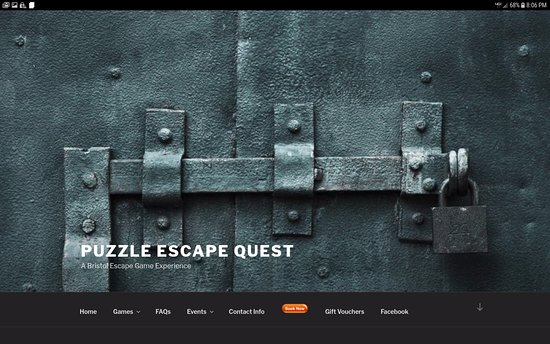 Bristol, Virginie : Puzzle Escape Quest