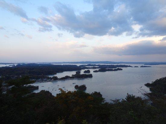 Higashimatsushima, Ιαπωνία: 大高森展望台 (宮城県 東松島市)