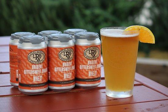 Rock Hill, SC: Bribery Bittersweet Orange Wheat