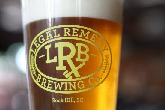 Rock Hill, SC: LRB beer