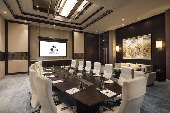 Wenchang, China: Satellite Boardroom